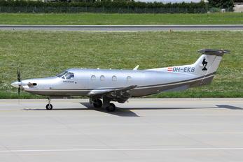 OH-EKB - Kitzbühel Airways Pilatus PC-12