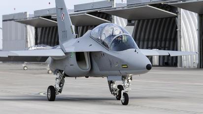 7711 - Poland - Air Force Leonardo- Finmeccanica M-346 Master/ Lavi/ Bielik