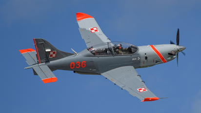 036 - Poland - Air Force PZL 130 Orlik TC-1 / 2