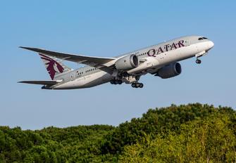 A7-BCF - Qatar Airways Boeing 787-8 Dreamliner