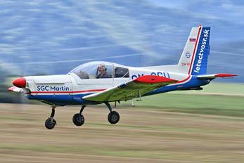 OM-SGO - Private Zlín Aircraft Z-142