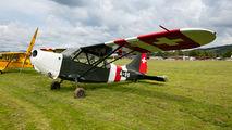 HB-TRY - Private Stinson L-5 Sentinel aircraft