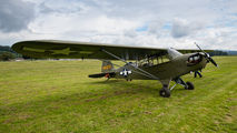 HB-OUN - Private Piper J3 Cub aircraft