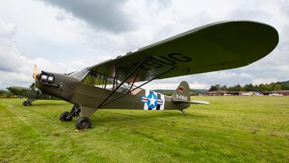 D-EBUG - Private Piper L-4 Cub