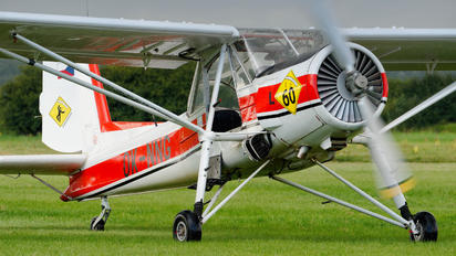 OK-NNG - Aeroklub Brno-Slatina Aero L-60S Brigadýr