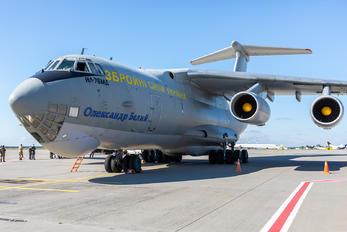 76683 - Ukraine - Air Force Ilyushin Il-76 (all models)