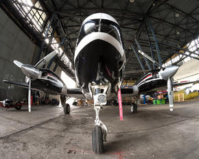 SP-MED - Private Beechcraft 58 Baron