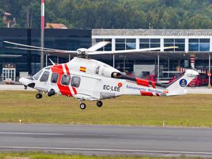 EC-LEE - Spain - Coast Guard Agusta Westland AW139