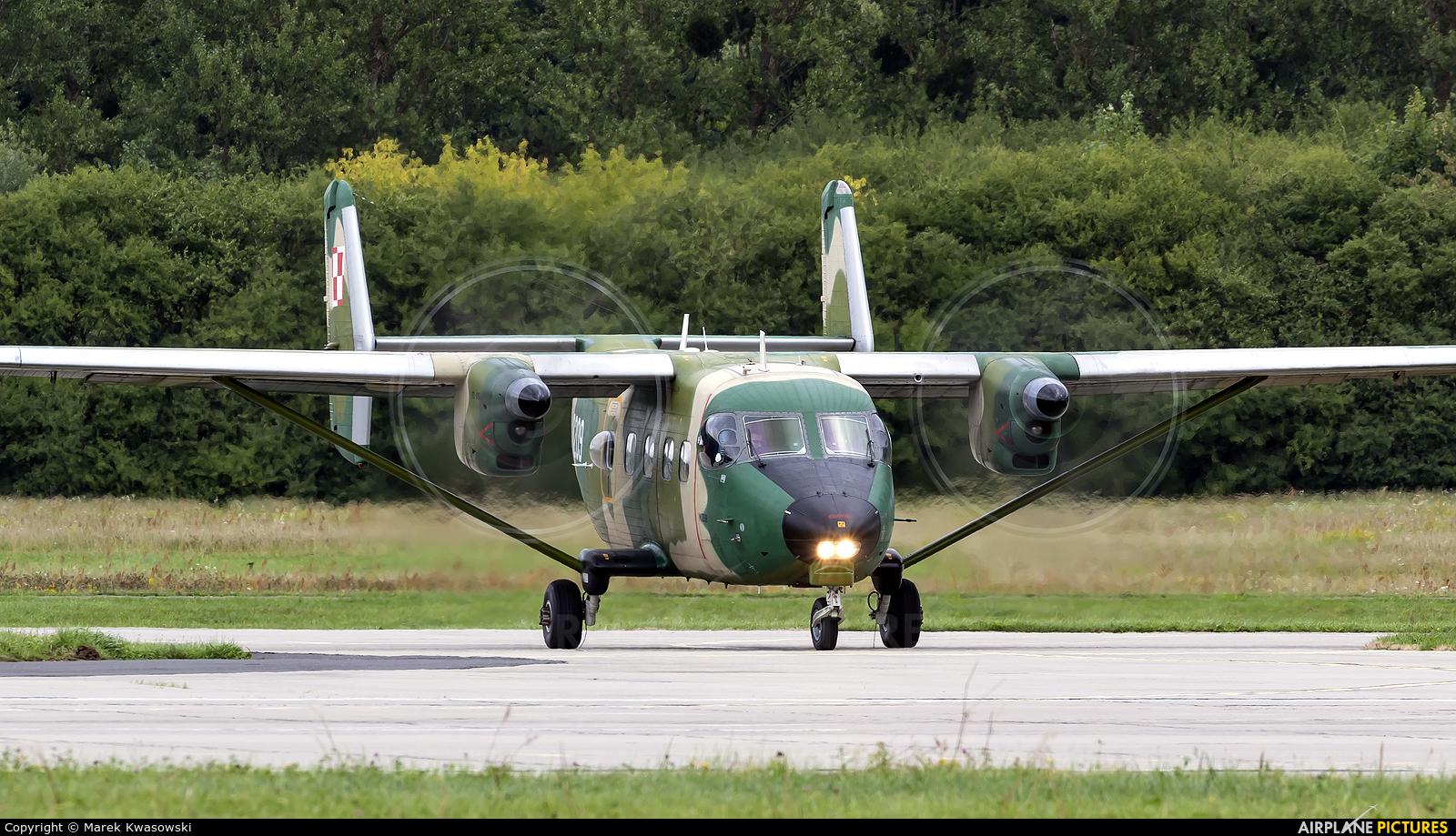 Poland - Air Force 0209 aircraft at Gdynia- Babie Doły (Oksywie)