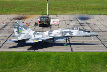 14 WHITE - Ukraine - Air Force Mikoyan-Gurevich MiG-29