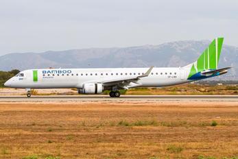 SP-LNH - Bamboo Airways Embraer ERJ-195 (190-200)