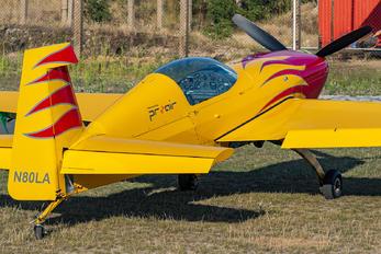 N80LA - Private Extra 300S, SC, SHP, SR