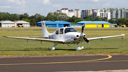 OE-KGE - Private Cirrus SR22T