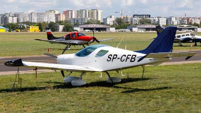 SP-CFB - Goldwings Flight Academy Czech Sport Aircraft PS-28 Cruiser