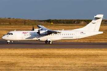 YL-RAK - RAF Avia ATR 72 (all models)