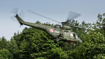 0608 - Poland - Air Force PZL W-3 Sokół