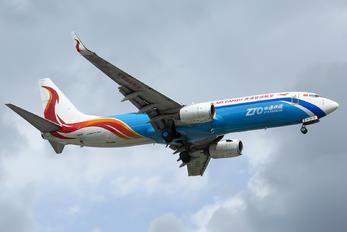 B-2676 - Tianjin Air Cargo Boeing 737-800(BCF)