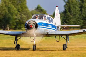 RF-00878 - DOSAAF / ROSTO Yakovlev Yak-18T