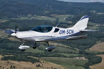 OM-SCN - Sky Story ATO Czech Sport Aircraft PS-28 Cruiser