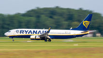 EI-EVS - Ryanair Boeing E-737 aircraft