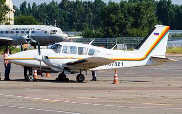 RA-07861 - Private Piper PA-23 Aztec