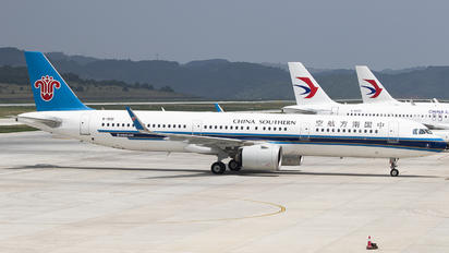 B-1091 - China Southern Airlines Airbus A321 NEO