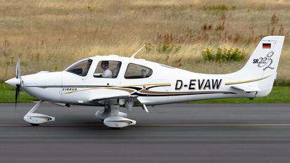 D-EVAW - Private Cirrus SR22