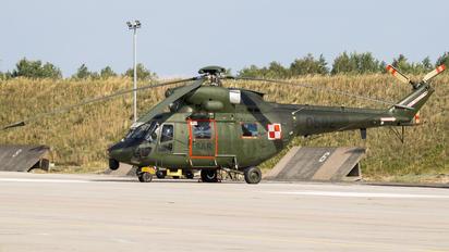 0502 - Poland - Air Force PZL W-3 Sokół