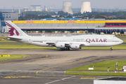 A7-HHF - Qatar Amiri Flight Boeing 747-8 BBJ aircraft