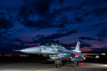 89-0045 - Turkey - Air Force General Dynamics F-16D Fighting Falcon