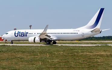 VQ-BDD - UTair Boeing 737-800