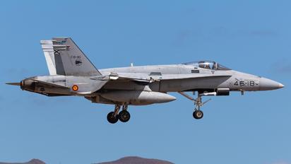 C.15-90 - Spain - Air Force McDonnell Douglas F/A-18A Hornet