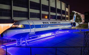 PR-OAF - Avianca Brasil Fokker 100