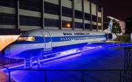 PR-OAF - Avianca Brasil Fokker 100 aircraft