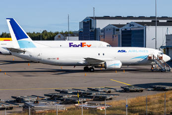 OE-IAK - ASL Airlines Boeing 737-4Q8