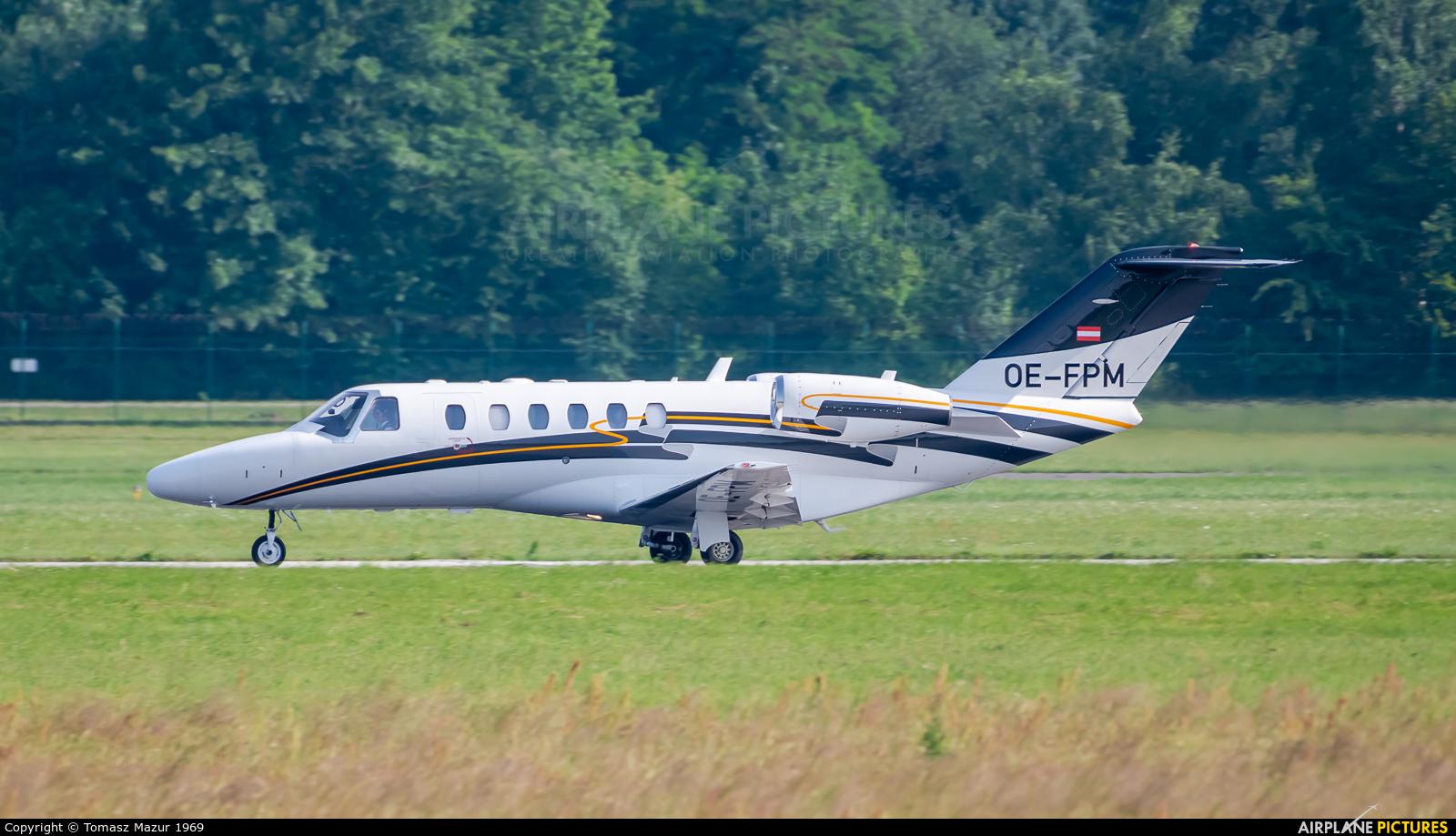 Jet24 GmbH OE-FPM aircraft at Kraków - John Paul II Intl