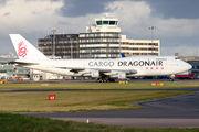 B-KAA - Dragonair Cargo Boeing 747-300F aircraft