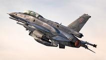 4086 - Poland - Air Force Lockheed Martin F-16D block 52+Jastrząb aircraft