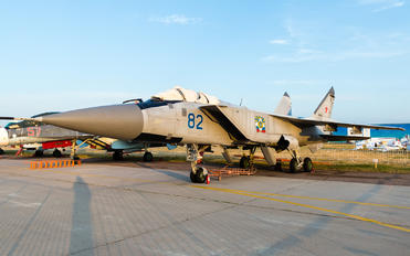 RF-92385 - Russia - Air Force Mikoyan-Gurevich MiG-31 (all models)