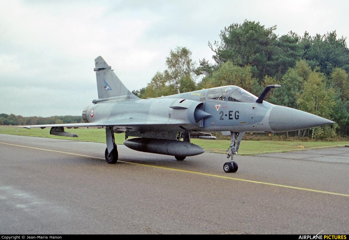 France - Air Force 69 aircraft at Kleine Brogel