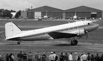 N49AG - Air Dakota Belgium Douglas DC-3 aircraft