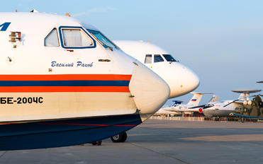 RF-32767 - Russia - МЧС России EMERCOM Beriev Be-200