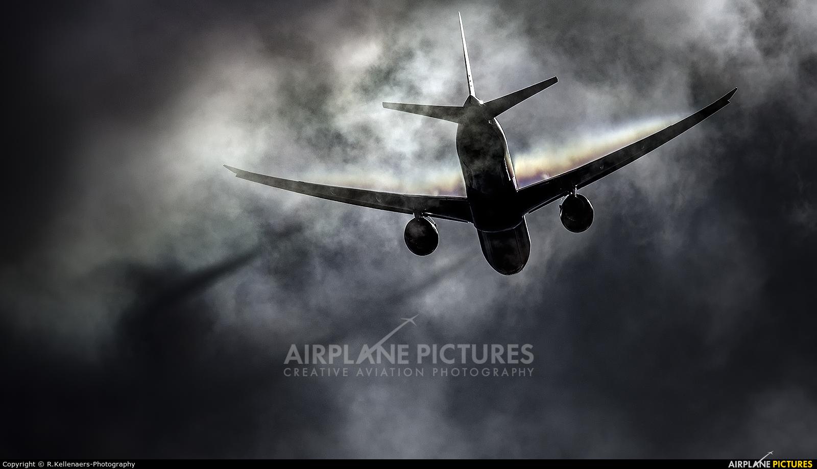 - aircraft at London - Heathrow