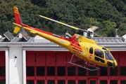 I-TNAA - Italy - Vigili del Fuoco Aerospatiale AS350 Ecureuil / Squirrel aircraft