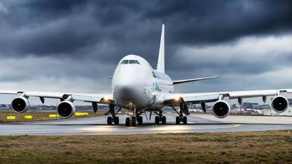 OE-IFD - ASL Airlines Belgium Boeing 747-400ER