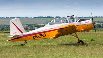 OM-ZNO - Private Zlín Aircraft Z-37A Čmelák