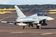 30+84 - Germany - Air Force Eurofighter Typhoon T aircraft