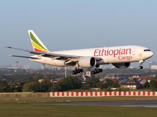 ET-ARI - Ethiopian Cargo Boeing 777F