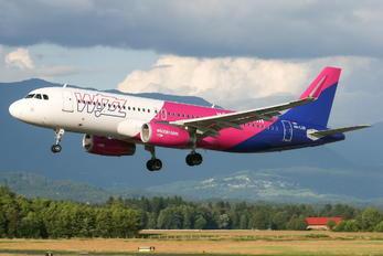 HA-LSB - Wizz Air Airbus A320