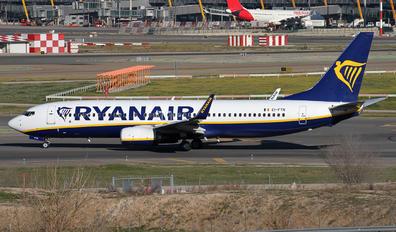 EI-FTN - Ryanair Boeing 737-800
